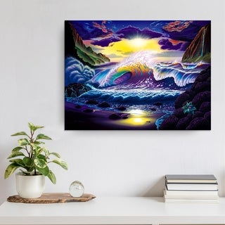 David Dunleavy 'Passion' Canvas Wall Art