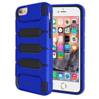 rooCASE Slim Xeno Armor Hybrid PC/ TPU Case Cover for iPhone 6 Plus 5.5-inch