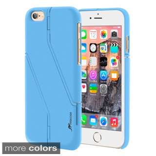 rooCASE Slim Fit Switchback Kickstand Case Cover for iPhone 6