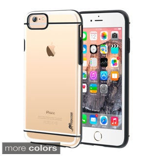 rooCASE Slim Fuse Hybrid Clear Case Cover for iPhone 6 (2014) / 6s Plus (2015)
