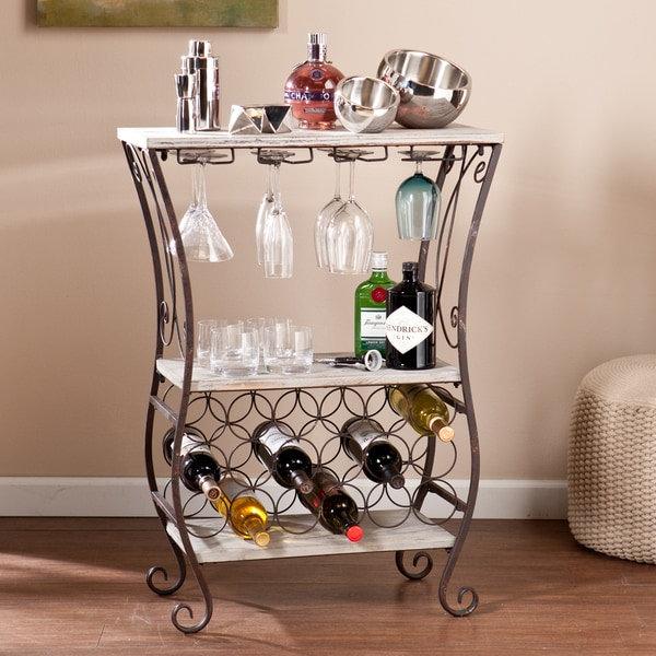 kitchen table with wine storage blvd athens wine storage table free shipping 8647