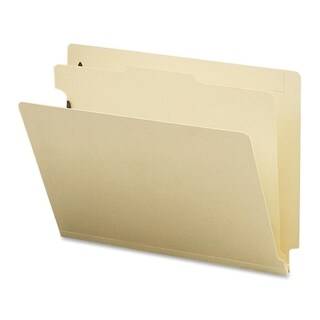 Sparco 3/4-inch Expanding Medical File Folders (Box of 40)