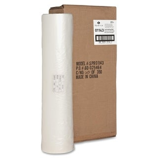 Sparco 1-inch Core Laminating Roll (Carton of 2)
