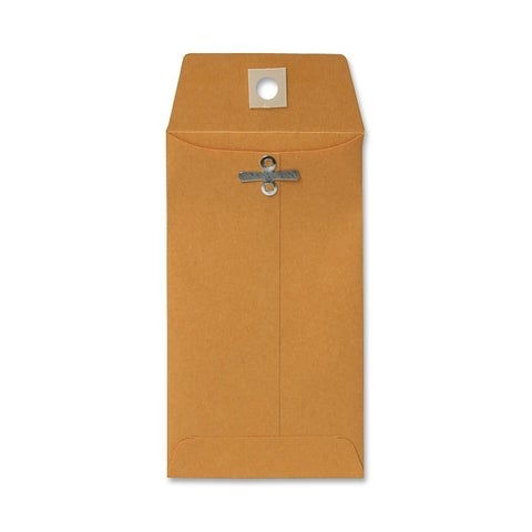Sparco Heavy-Duty Clasp Envelopes (Box of 100)