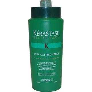 Kerastase Resistance Bain Age Recharge 34-ounce Shampoo