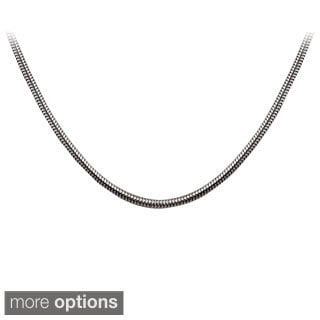 Mondevio 2.5mm Snake Chain Necklace