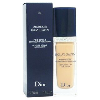 Christian Dior Diorskin Eclat Satin # 302 Rosy Beige Foundation