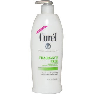Curel Continuous Comfort Fragrance Free Moisture 13-ounce Lotion