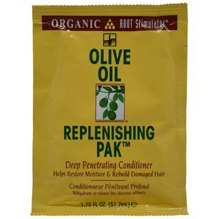 Organix Root Stimulator Olive Oil Replenishing Pack 1.75-ounce Conditioner|https://ak1.ostkcdn.com/images/products/9498358/P16678636.jpg?impolicy=medium