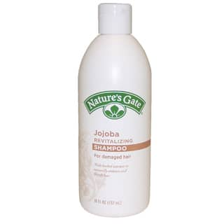 Nature's Gate Jojoba Revitalizing 18-ounce Shampoo|https://ak1.ostkcdn.com/images/products/9498361/P16678639.jpg?impolicy=medium