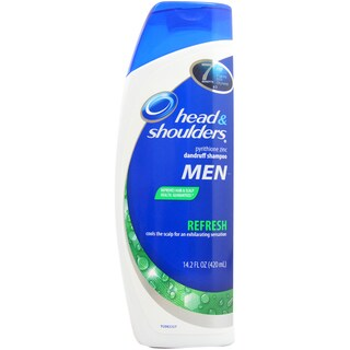 Head & Shoulders Refresh Cooling Sensation 14.2-ounce Shampoo