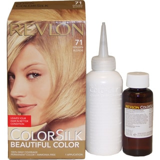 Revlon Colorsilk Beautiful Color #71 Golden Blonde