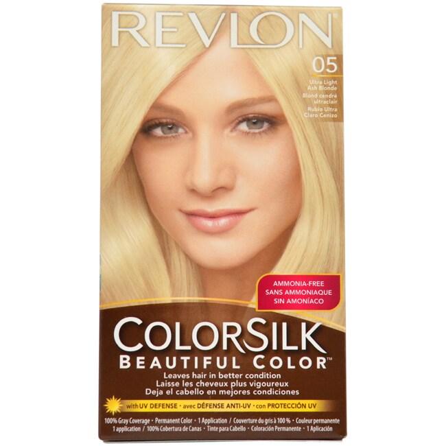 Revlon Colorsilk Beautiful Color #05 Ultra Light Ash Blon...
