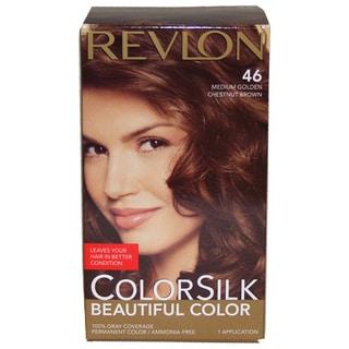 Revlon Colorsilk Beautiful Color #46 Medium Golden Chestnut Brown