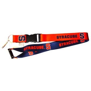 NCAA Syracuse Orangeman Reversible Lanyard Charm Gift Set
