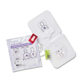 Zoll Medical AED Plus Defibrillator Pediatric Electrodes