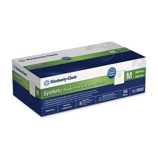Kimberly-Clark Medium Size Synthetic Latex-free Exam Gloves (Box of 100)
