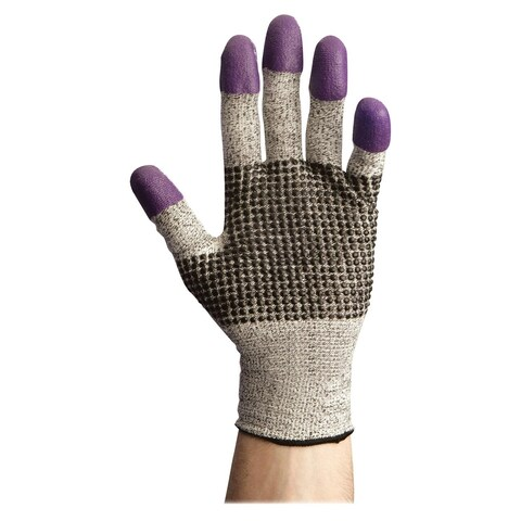 Kimberly-Clark Jackson Safety Prpl Nitrile Gloves (Box of 2) - One Size Fits most