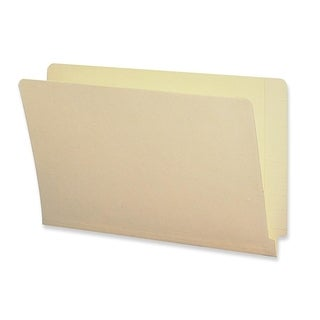 Sparco Shelf-master 2-ply Manila Folders (Box of 100)