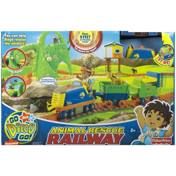 Go Diego Go Animal Rescue Railway