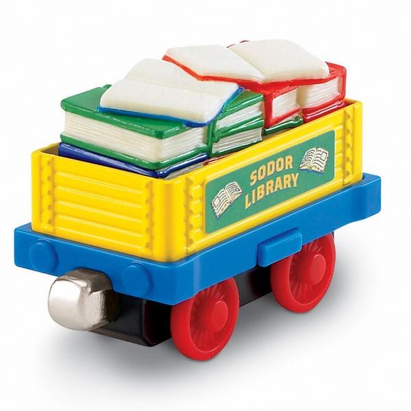 Thomas the Train Take N Play Storybook Car