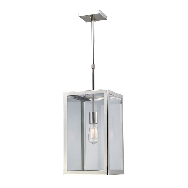 Parameters Single-light Polished Chrome Pendant