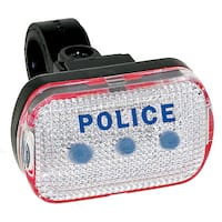 Police Blue LED Taillight