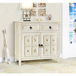 Gallerie Decor 2-door 2-drawer Coastal Cabinet