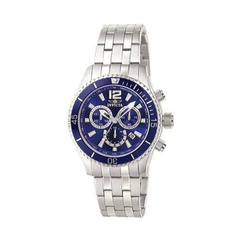 Invicta Men's 0620 'Specialty' Chronograph Stainless Steel Watch
