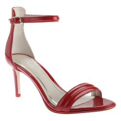 Women's Kenneth Cole New York Mallory Sandal Red Patent Leather