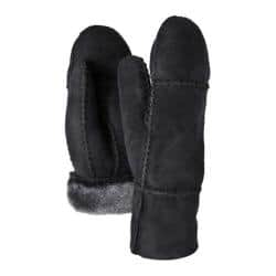 Women's Ricardo B.H. M-05 Deluxe Sheepskin Mitten Black Suede|https://ak1.ostkcdn.com/images/products/95/164/P17817741.jpg?impolicy=medium