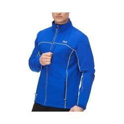 Men's Fila Adventure Jacket Surf the Web/Hot Lime
