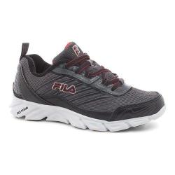 Boys' Fila Fila Forward Running Shoe Castlerock/Black/Fila Red