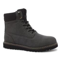 Men's Fila Madison Boot Castlerock/Black/Black
