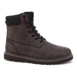 Men's Fila Madison Boot Espresso/Black/Black