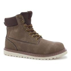 Men's Fila Madison Boot Walnut/Espresso/Fila Cream
