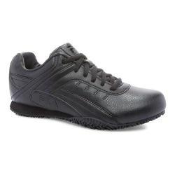 Women's Fila Memory Elleray 5 Slip Resistant Shoe Black/Black/Black