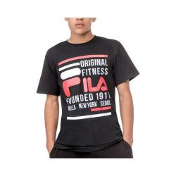 Men's Fila Original Fitness Tee Black