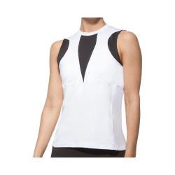 Women's Fila Platinum Full Coverage Tank Top White/Black