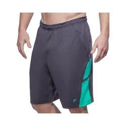 Men's Fila Platinum Short Nine Iron/Electric Green