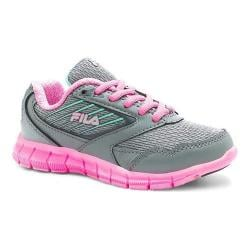 Children's Fila Proze Running Shoe Monument/Cockatoo/Sugar Plum