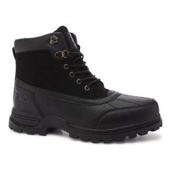 Men's Fila Ridgewood Boot Black/Black/Black