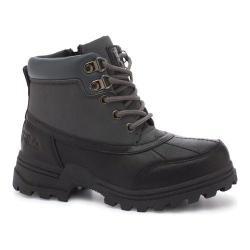 Children's Fila Ridgewood Boot Castlerock/Black/Black