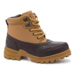 Children's Fila Ridgewood Boot Wheat/Espresso/Gum
