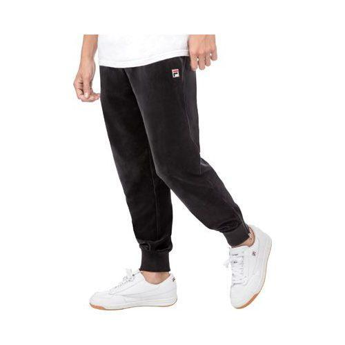 079ee23809a Shop Men's Fila Slim Velour Pant Black - Free Shipping Today - Overstock -  10770306