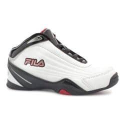 Boys' Fila Slam 12C Basketball Shoe White/Black/Fila Red|https://ak1.ostkcdn.com/images/products/95/197/P17821225.jpg?impolicy=medium