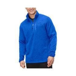 Men's Fila Sweather Half Zip Pullover Surf the Web Heather/Surf the Web Heather (4 options available)