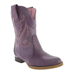 Girls' Volatile Asher Boot Purple Synthetic