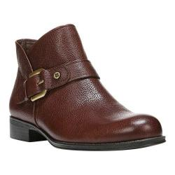 Women's Naturalizer Jarrett Ankle Boot Bridle Brown Classic Vintage Leather