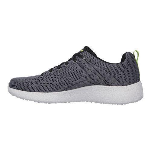 6316adf633 ... Thumbnail Men  x27 s Skechers Energy Burst Second Wind Training Shoes  Charcoal Black